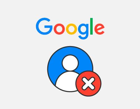 구글 계정 탈퇴