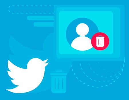 트위터 탈퇴 방법
