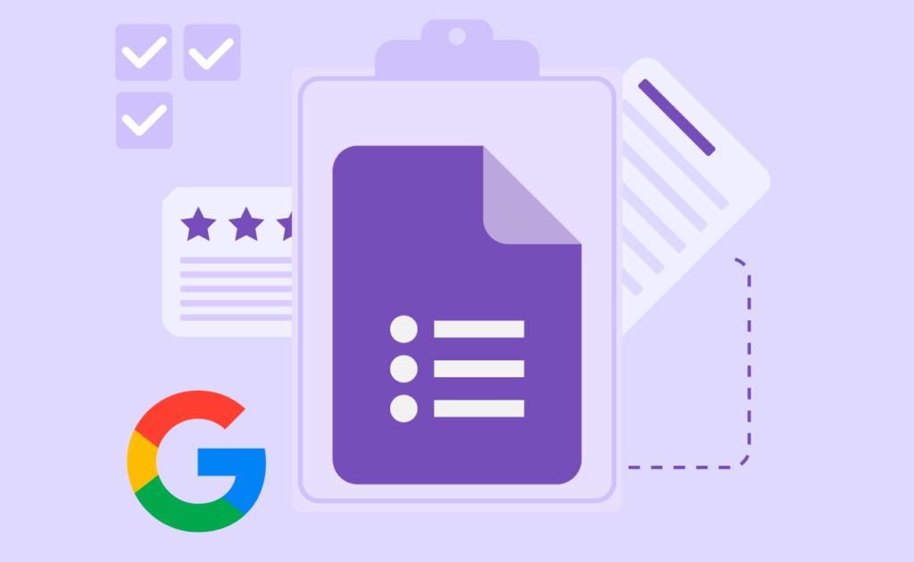 구글 설문지 만들기 방법