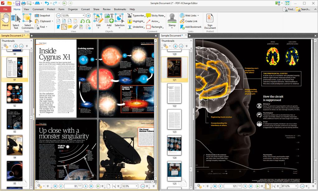 xchange pdf editor